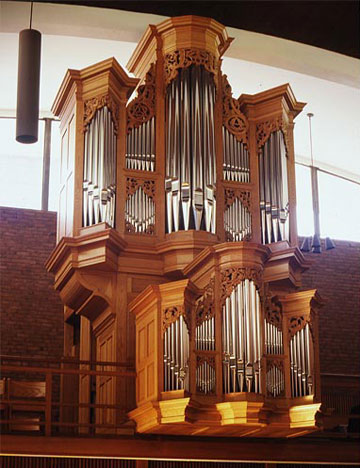 First Lutheran Church Organ